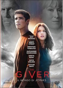 The giver - DVD: Il mondo di Jonas. Jeff Bridges | DVD | Itacalibri