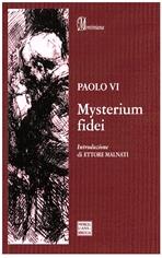 Mysterium Fidei - Paolo VI | Libro | Itacalibri