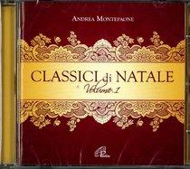 Classici di Natale. Vol. 1 - CD - Andrea Montepaone | CD | Itacalibri