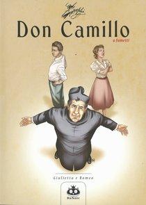 Don Camillo a fumetti. Vol. 5: Giulietta e Romeo. Giovannino Guareschi | Libro | Itacalibri