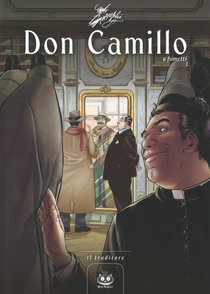 Don Camillo a fumetti. Vol 6: Il traditore. Giovannino Guareschi | Libro | Itacalibri