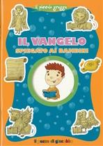 Il Vangelo spiegato ai bambini - Francesca Fabris | Libro | Itacalibri