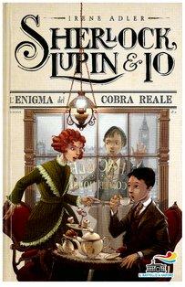 L'enigma del cobra reale - Irene Adler   Libro   Itacalibri