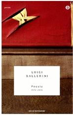 Poesie 1972-2015 - Luigi Ballerini | Libro | Itacalibri
