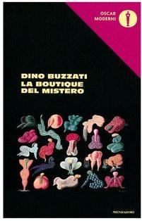 La boutique del mistero - Dino Buzzati | Libro | Itacalibri