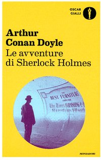Le avventure di Sherlock Holmes  - Arthur Conan Doyle | Libro | Itacalibri