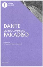 La Divina Commedia - Paradiso - Dante Alighieri   Libro   Itacalibri