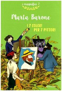 I 7 colori per 7 pittori  - Marta Barone | Libro | Itacalibri
