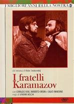 I fratelli Karamazov - DVD - Sandro Bolchi | DVD | Itacalibri