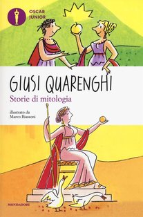 Storie di mitologia - Giusi Quarenghi | Libro | Itacalibri