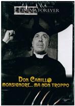 Don Camillo monsignore... ma non troppo - DVD - Carmine Gallone | DVD | Itacalibri