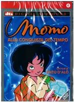 Momo - DVD: Alla conquista del tempo. Enzo D'Alò | DVD | Itacalibri