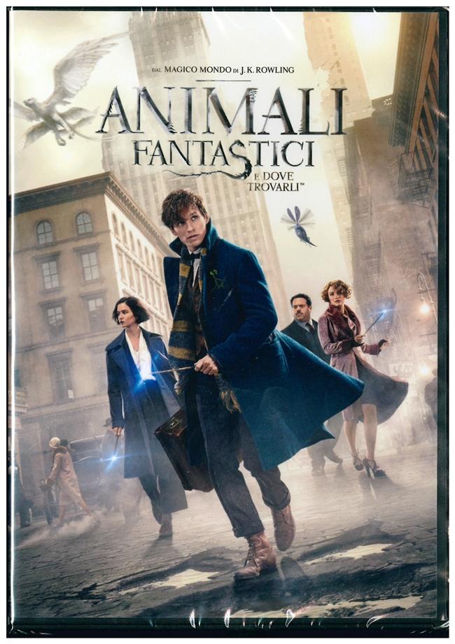 HARRY POTTER - Animali Fantastici e Dove Trovarli ...