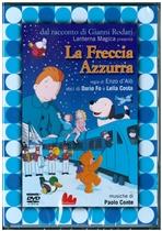 La Freccia Azzurra - DVD - Enzo D'Alò | Libro | Itacalibri