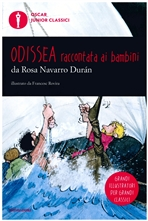 Odissea raccontata ai bambini - Rosa Navarro Durán | Libro | Itacalibri