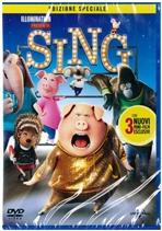Sing - DVD - Christophe Lourdelet, Garth Jennings | DVD | Itacalibri