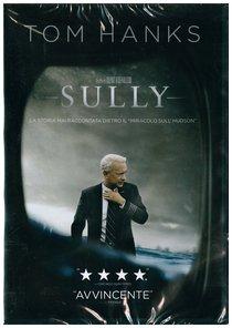 """Sully - DVD: La storia mai raccontata dietro il """"miracolo sull' Hudson"""". Clint Eastwood   DVD   Itacalibri"""