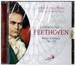 Ludwig Van Beethoven - Missa Solemnis Op. 123 : Il canto dell'anima. 1000 anni di Musica Sacra. Ludwig Van Beethoven | CD | Itacalibri