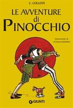 Le avventure di Pinocchio: Storia di un burattino. Carlo Collodi   Libro   Itacalibri
