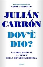 Dov'è Dio?: La fede cristiana al tempo della grande incertezza. Julián Carrón, Andrea Tornielli | Libro | Itacalibri