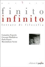Finito infinito - n.e.: Letture di filosofia. AA.VV. | Libro | Itacalibri