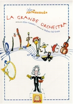 La grande orchestra - CD...vertiamo Band   CD   Itacalibri