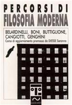 Percorsi di filosofia moderna - AA.VV.   Libro   Itacalibri