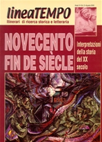 Lineatempo 2/2001. Novecento fin de siècle - AA.VV. | Riviste | Itacalibri