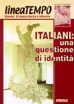 Lineatempo 3/2002. Italiani: una questione di identità - AA.VV. | Riviste | Itacalibri
