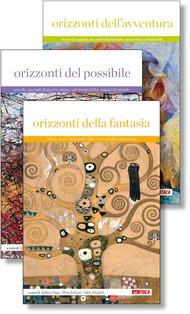 Orizzonti: Raccolta di racconti in tre volumi con percorsi di rilettura. AA.VV. | Libro | Itacalibri