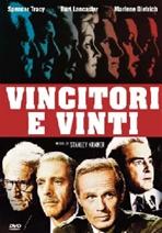 Vincitori e vinti - DVD - Stanley Kramer | DVD | Itacalibri