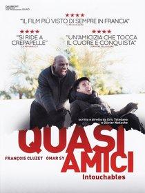 Quasi amici - dvd - Eric Toledano, Olivier Nakache | DVD | Itacalibri