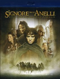 Il signore degli anelli - DVD: La compagnia dell'anello. Peter Jackson | DVD | Itacalibri