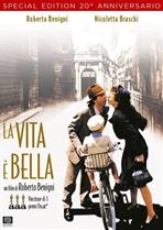 La vita è bella - DVD - Roberto Benigni | DVD | Itacalibri