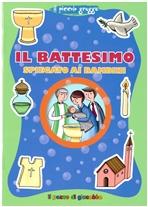 Il battesimo spiegato ai bambini - Elena Giordano | Libro | Itacalibri