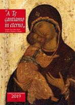 A te cantiamo in eterno. Antiche icone della Madre di Dio a Vladimir e Suzdal': Libro-calendario 2019. Marija Bykova | Libro | Itacalibri