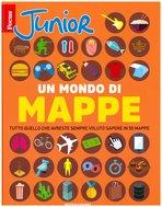 Focus Junior. Un mondo di mappe: Tutto quello che avreste sempre voluto sapere in 50 mappe. AA.VV. | Libro | Itacalibri