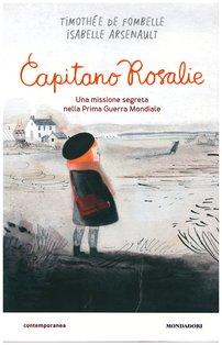Capitano Rosalie - Timothée De Fombelle   Libro   Itacalibri