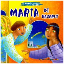 Maria di Nazaret - Serena Gigante | Libro | Itacalibri