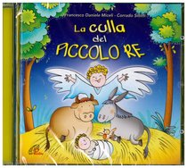 La culla del piccolo re - CD - Francesco Daniele Miceli, Corrado Sillitti | CD | Itacalibri