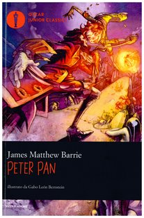 Peter Pan - James Matthew Barrie | Libro | Itacalibri