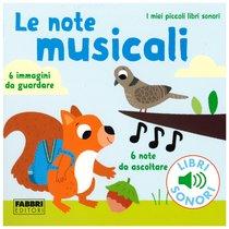 Le note musicali - Claire Babin | Libro | Itacalibri
