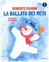 La ballata dei mesi - Roberto Piumini   Libro   Itacalibri
