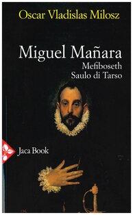 Miguel Manara: Mefiboseth Saulo di Tarso. Oscar V. Milosz | Libro | Itacalibri