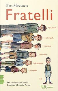 Fratelli - Bart Moeyaer | Libro | Itacalibri