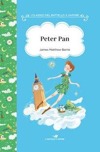 Peter Pan - James Matthew Barrie   Libro   Itacalibri