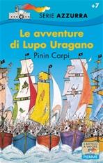 Le avventure di Lupo Uragano - Pinin Carpi | Libro | Itacalibri