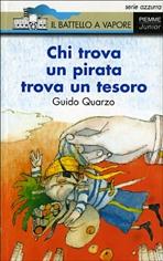 Chi trova un pirata trova un tesoro - Guido Quarzo   Libro   Itacalibri