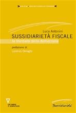 Sussidiarietà fiscale: La frontiera della democrazia. Luca Antonini | Libro | Itacalibri