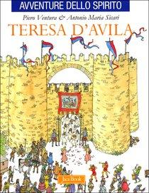 Teresa d'Avila - Antonio Maria Sicari, Piero Ventura | Libro | Itacalibri